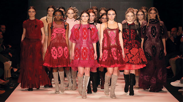 Mercedes-Benz Fashion Week Istanbul için geri sayım