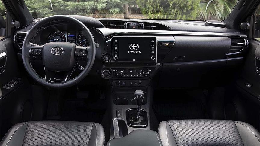 Toyota 2020'deki satışlarıyla Volkswagen'i geride bıraktı