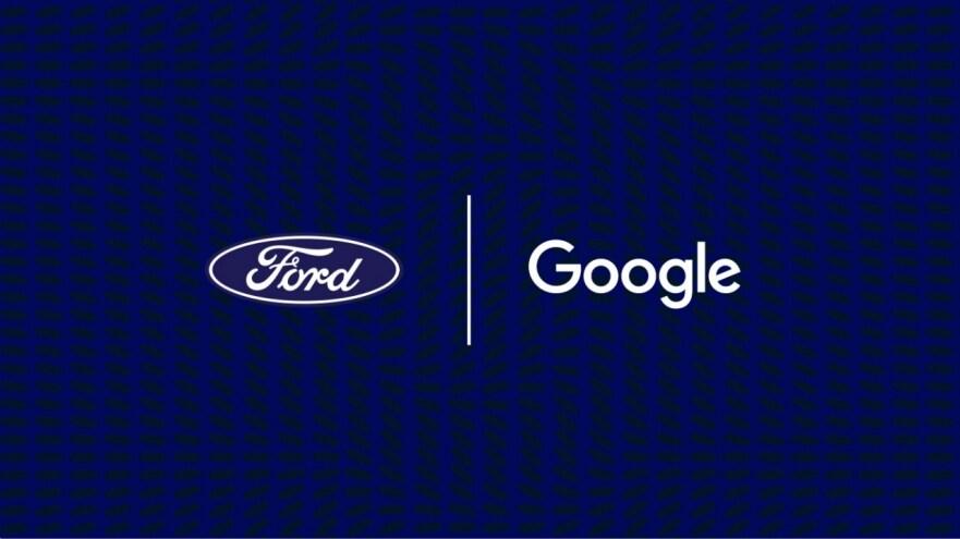 Ford ile Google iş birliğine gitti