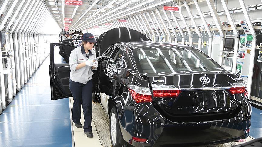 Toyota 2021'de rekor seviyede araç üretecek