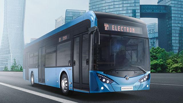 Adanalı TEMSA'nın elektrikli araçları Romanya'da yollara çıkıyor
