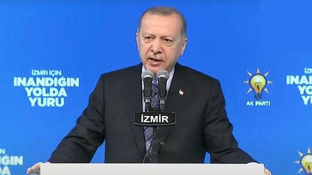 Erdoğan'dan rezerv açıklaması