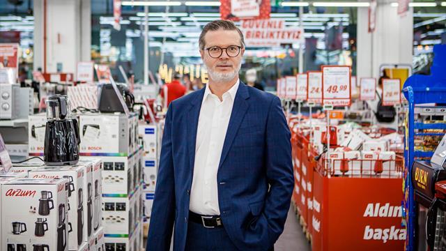 MediaMarkt Türkiye 2020'de yüzde 45 büyüdü
