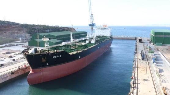 İçdaş gemi ihracatına devam ediyor